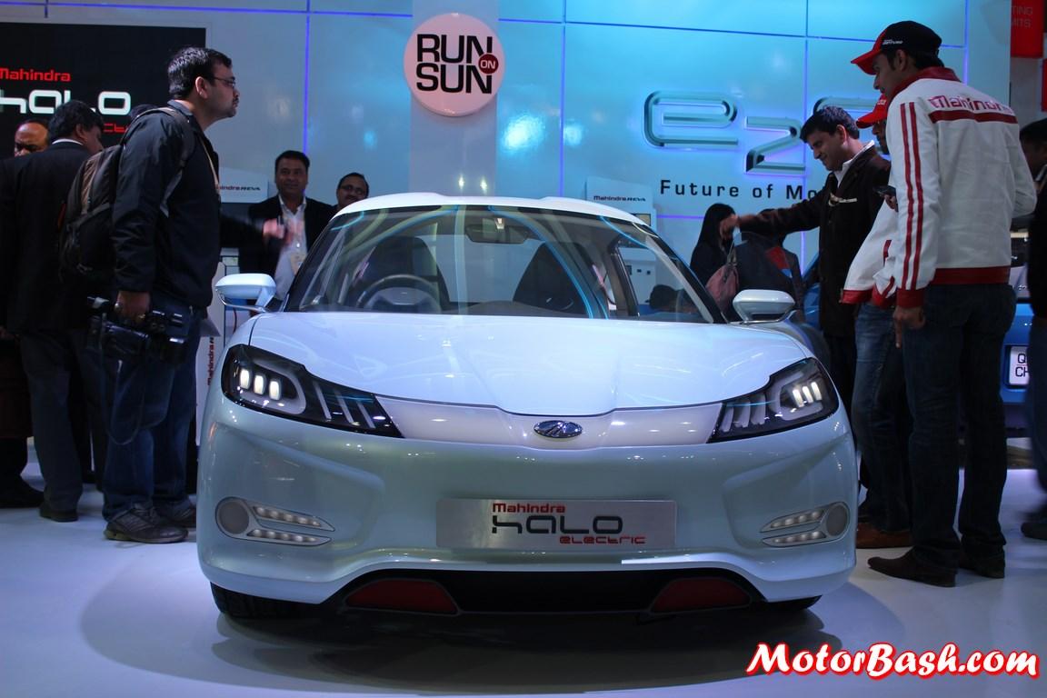 Mahindra-Halo-Electric-Sportscar-front