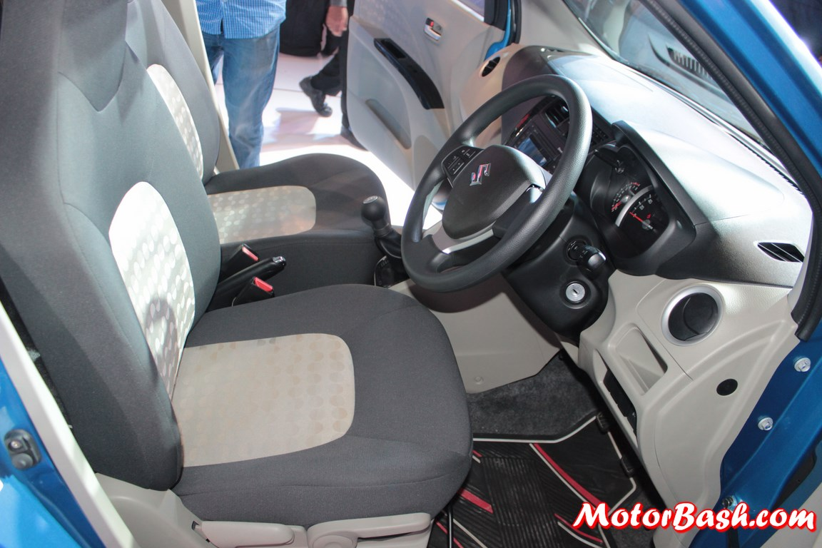 Maruti Launches Celerio In India At Rs 3 9 Lakhs Pics