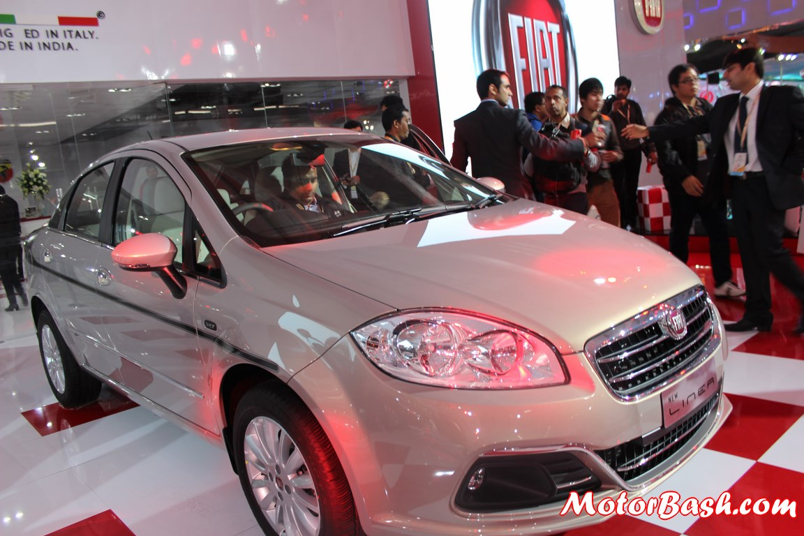 Fiat Linea Facelift Prices Leaked Variantwise Features Busted