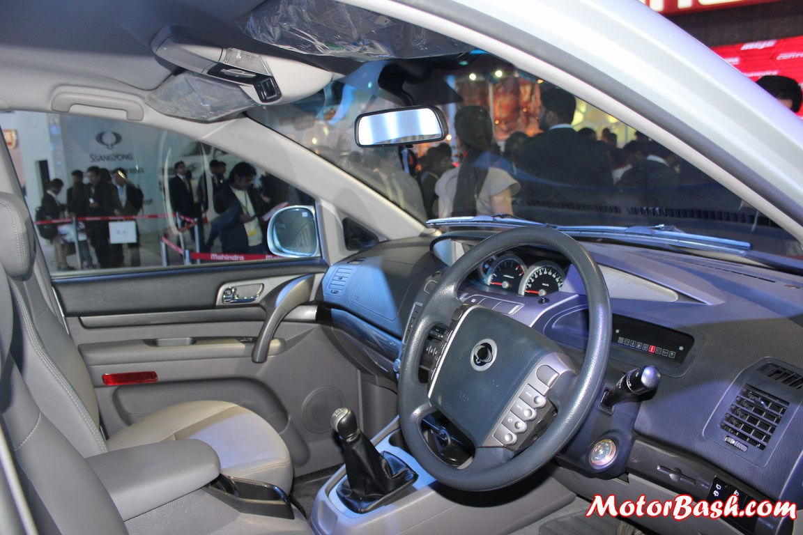 Mahindra Toofan Force Trax Toofan Pictures Interior