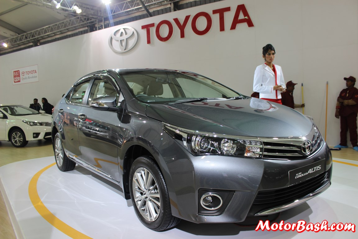 Next Gen Corolla Altis Launch On 27 May Advance Bookings Open