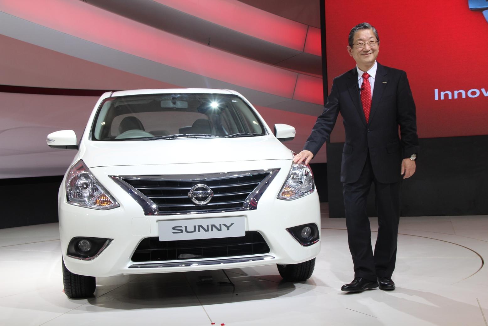 Nissan's-New-Sunny-at-Delhi-Auto-Expo