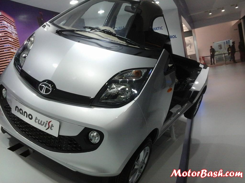 Design of tata nano car - As To Why The Nano