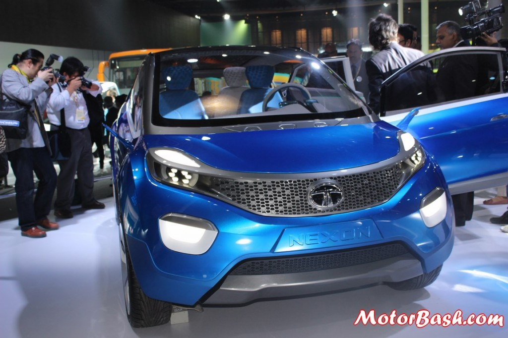 Tata-Nexon-Compact-SUV-Pic-front