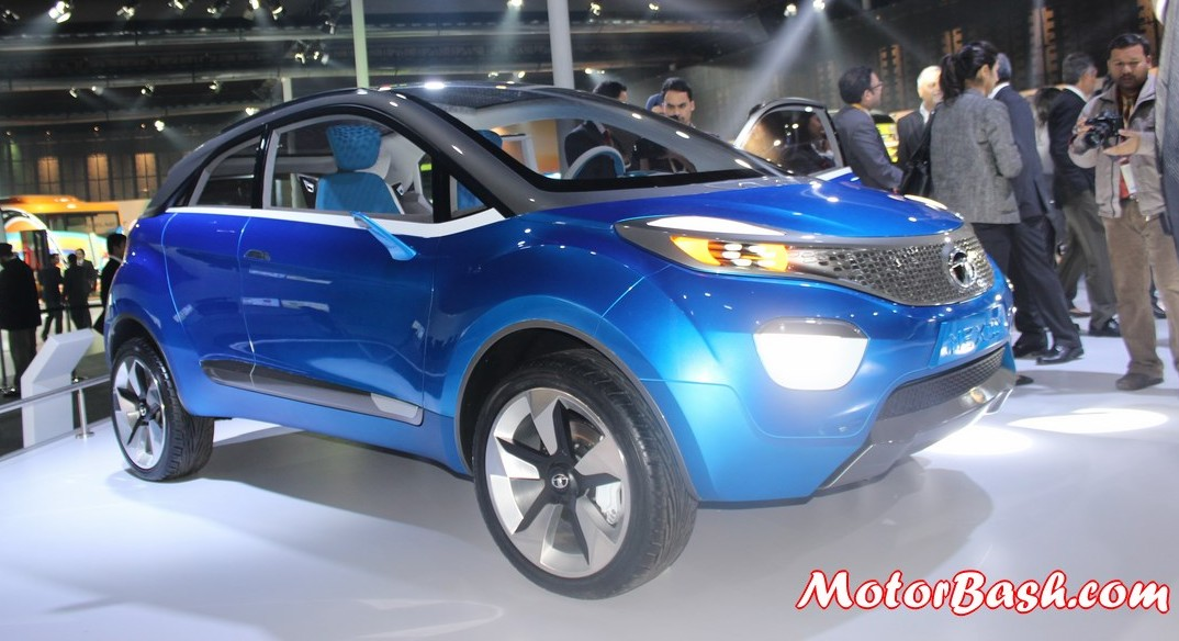 Nexon Compact SUV Concept