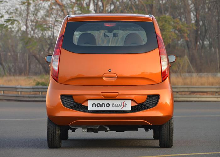 Tata Nano Twist