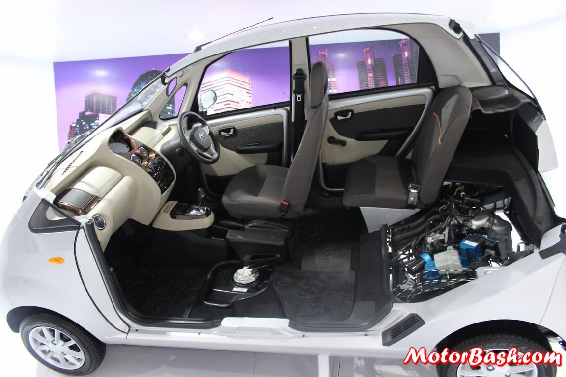 Design of tata nano car - Tata Nano Twist Ftronic Amt Automatic Pic 1