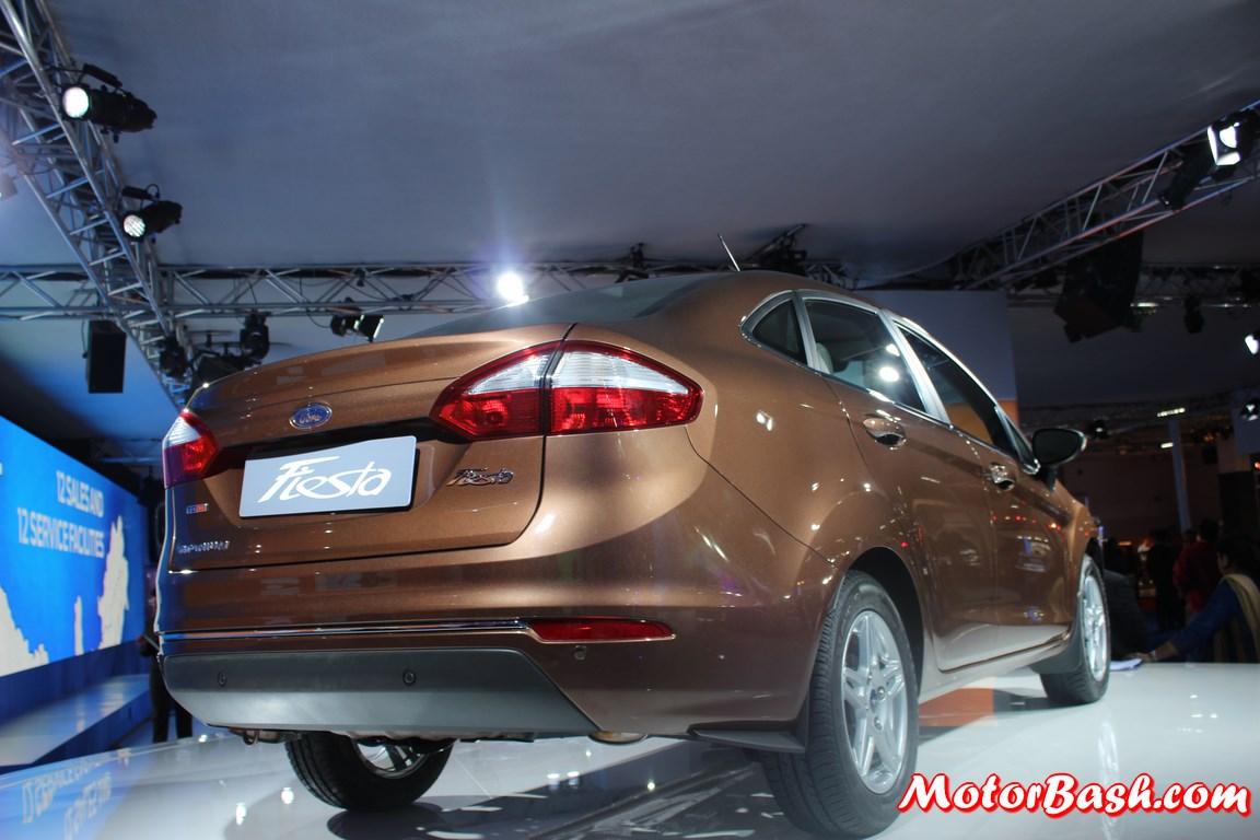 2014-Fiesta-TDCI-rear