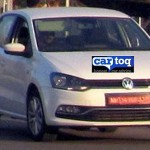2014 VW Polo facelift spied in India; Cross Polo gets mild refresh