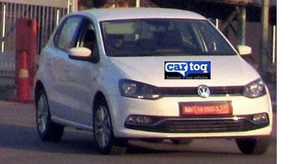 2014-Polo-Facelift-spy-pics-india (1)