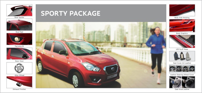 Datsun-Go-Accessories-Sporty package
