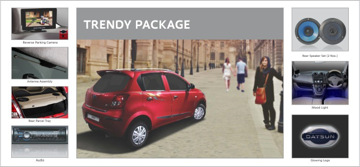 Datsun-Go-Accessories-Trendy package