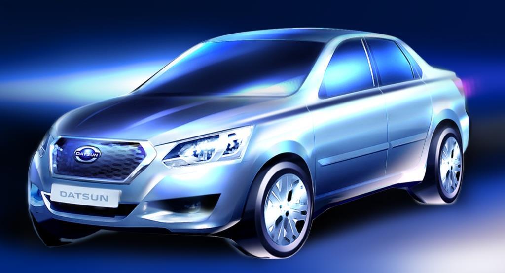 Datsun-sedan-model-russia