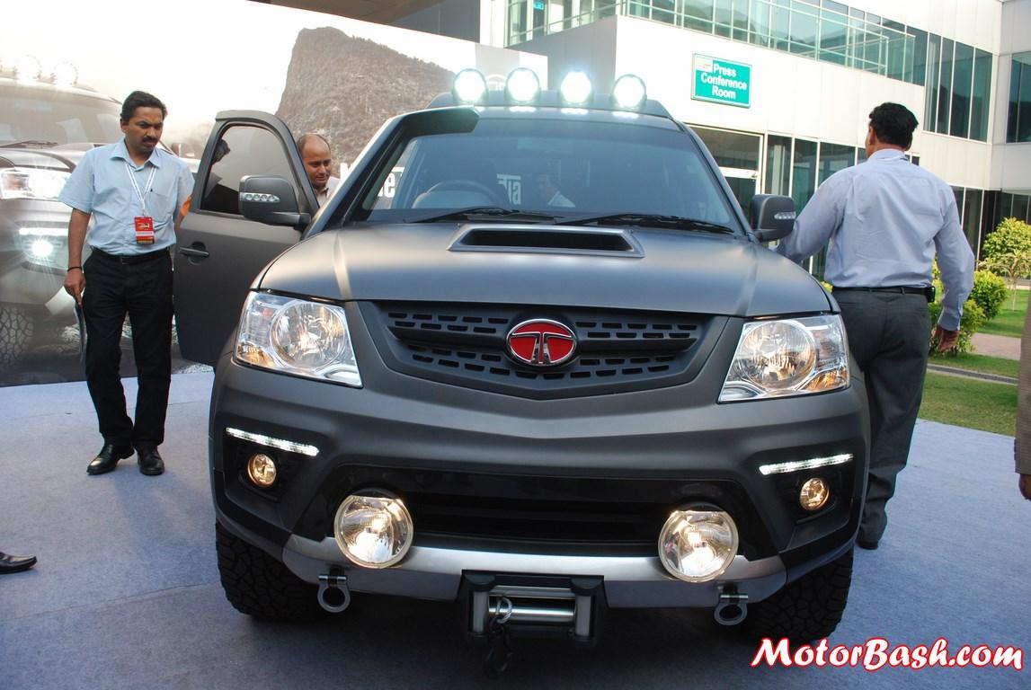 Tata Xenon Tuff Truck-Pics (2)