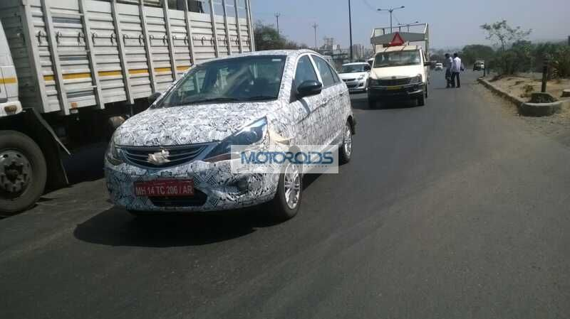 Tata-Zest-Spied-with-New-Engine-Grille