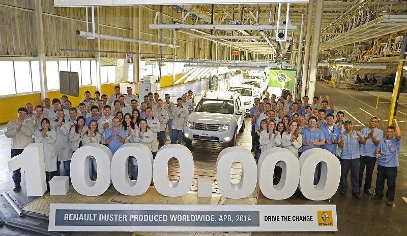 1-million-Duster-Brazil