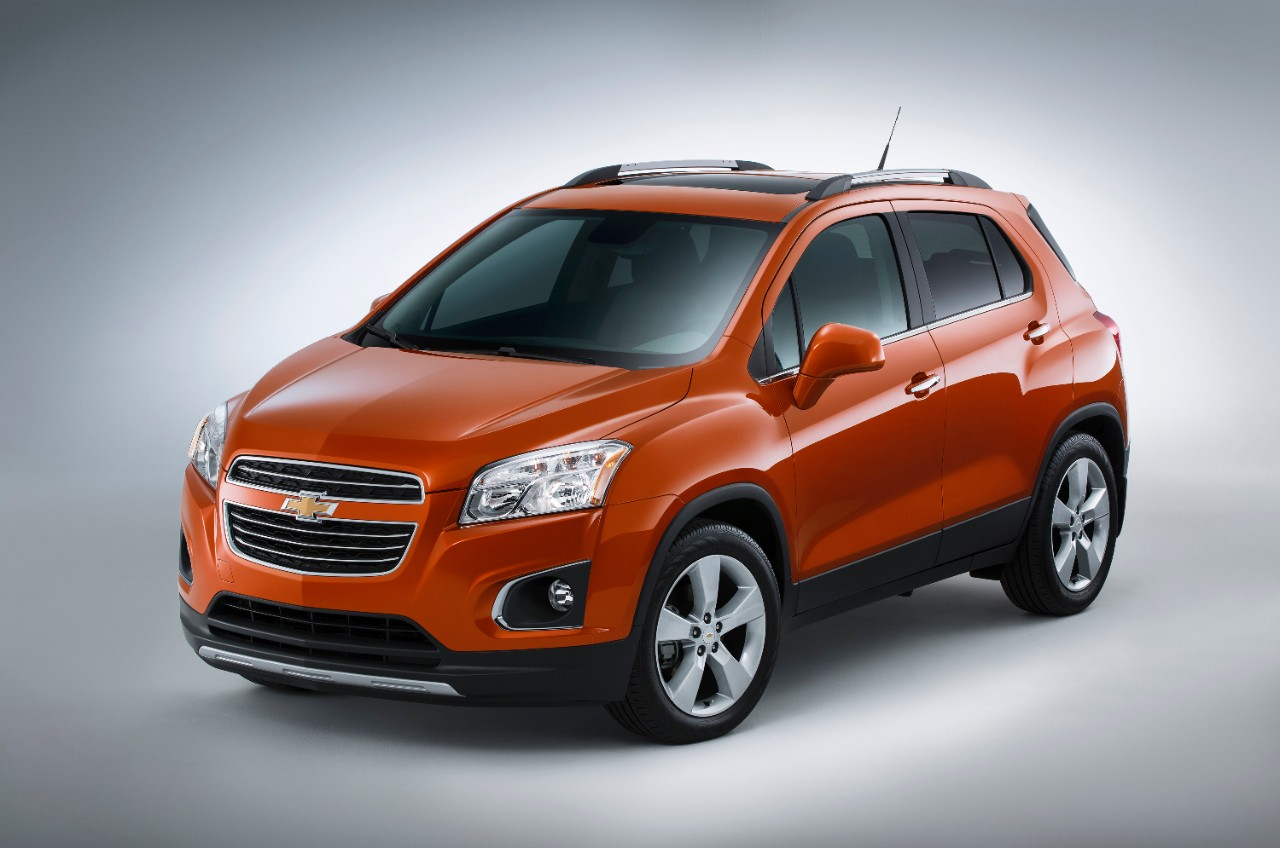 2015 chevrolet trax to be launched in america pics details. Black Bedroom Furniture Sets. Home Design Ideas