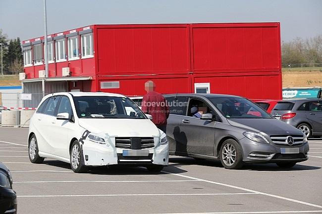 2015-Mercedes-B-Class-Facelift (1)