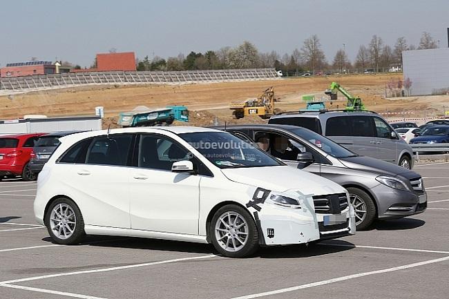 2015-Mercedes-B-Class-Facelift (2)
