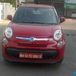 Interesting 2: Fiat 500L Spied in India: Is There Something More than What Meets the Eye?