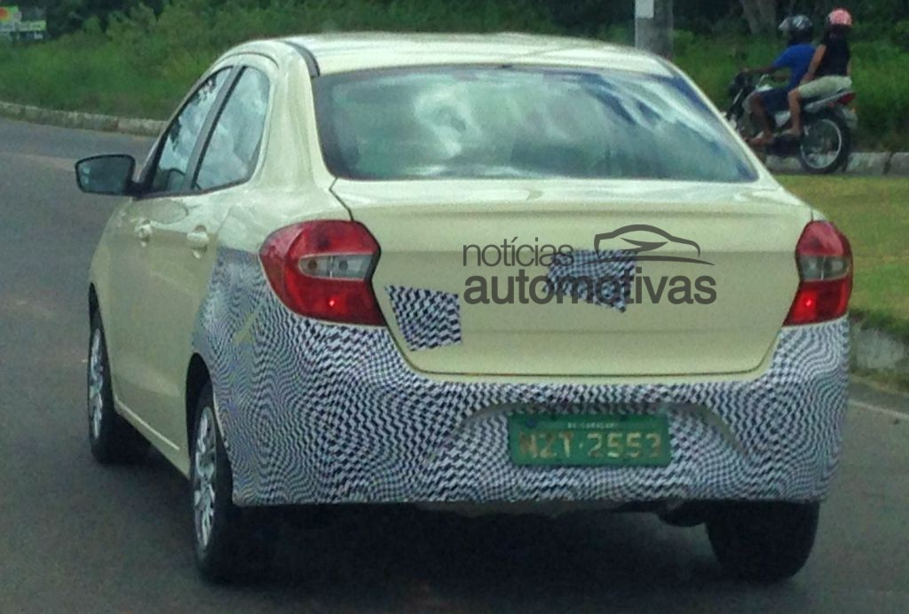 Ford-Ka-Sedan-Spied-in-Brazil