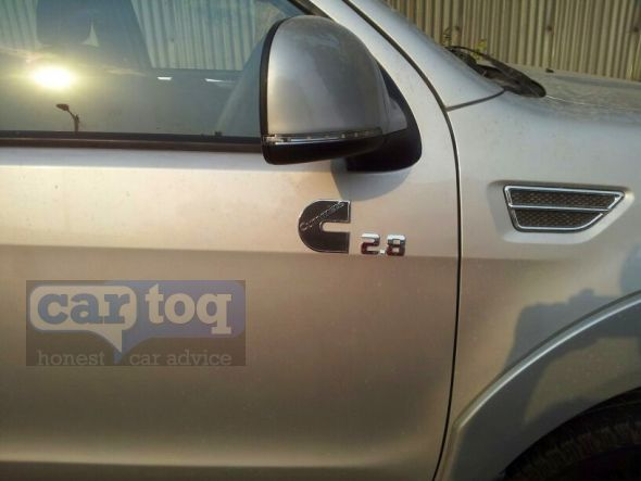Foton-Tunland-Pickup-Spy-Pic-India-side