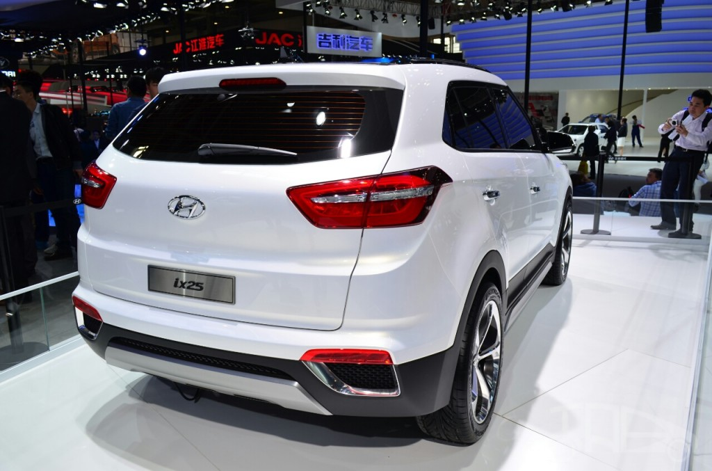 Hyundai-ix25-SUV-China-show-pic-white-rear
