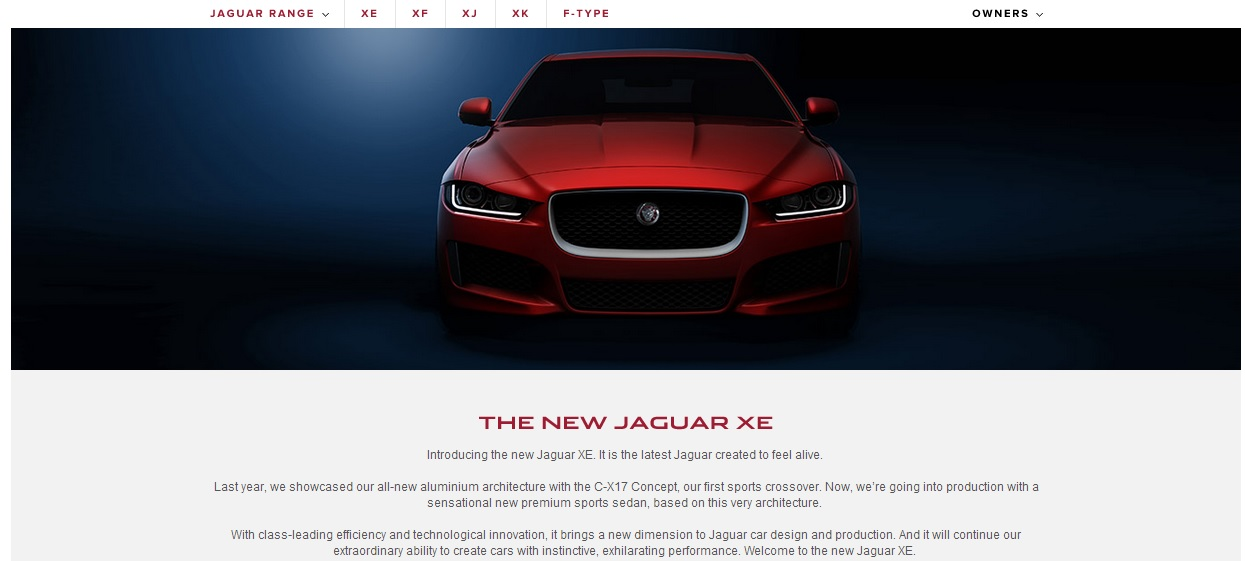 Jaguar-XE-India