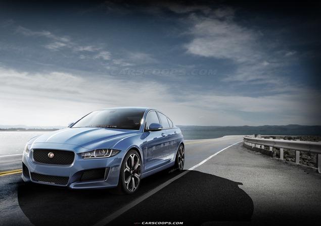 New-Jaguar-XE-Render-Pic (2)