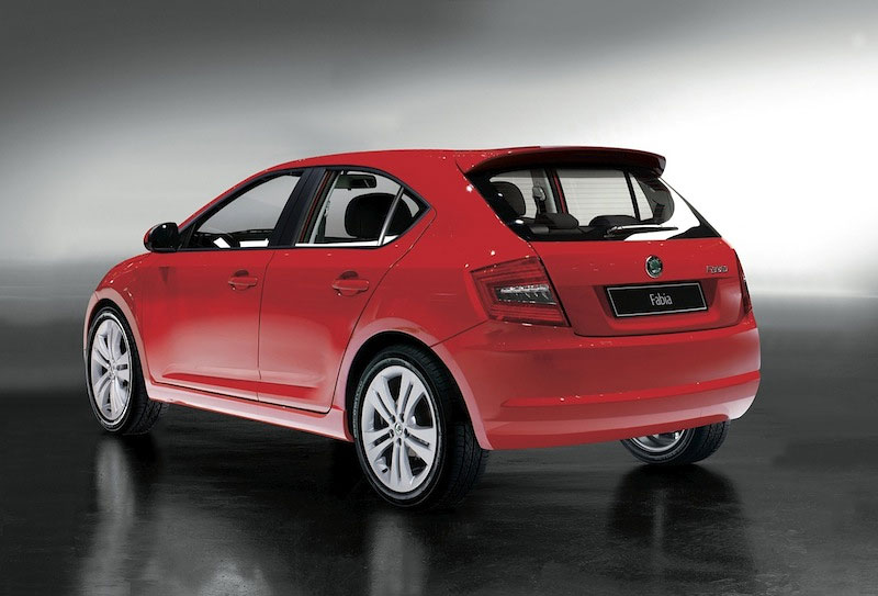 Next-Gen-Skoda-Fabia-Render-Pic-rear