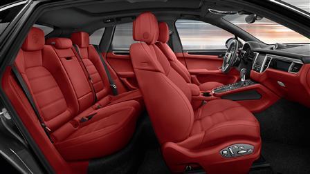 Porche-Macan-Turbo-interiors