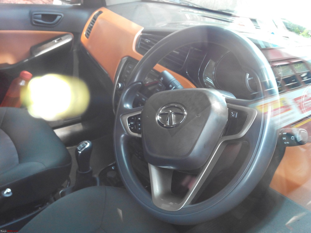 Tata-Bolt-Spy-Pics -Interiors (1)