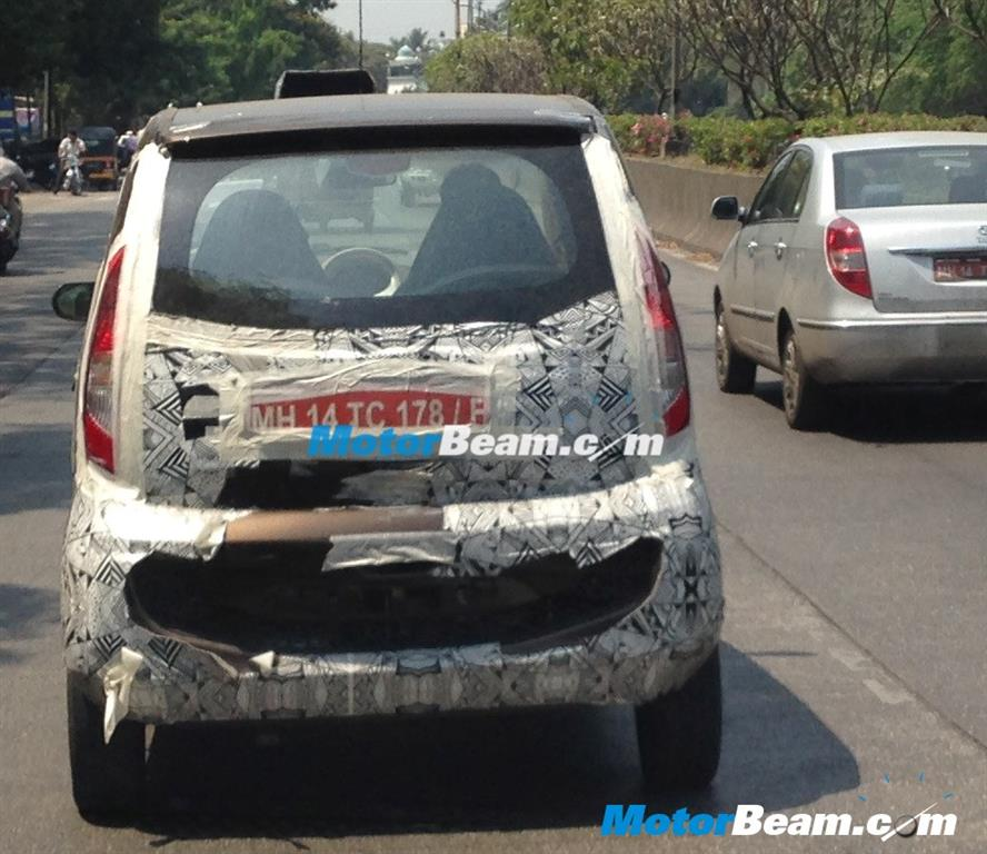 Tata-Nano-Twist-Active-Spy-Pics-Rear-Hatch-bumper (1)