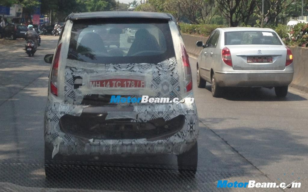 Tata-Nano-Twist-Active-Spy-Pics-Rear-Hatch-bumper (2)