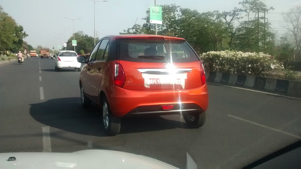Tata-bolt-spy-pics-rear