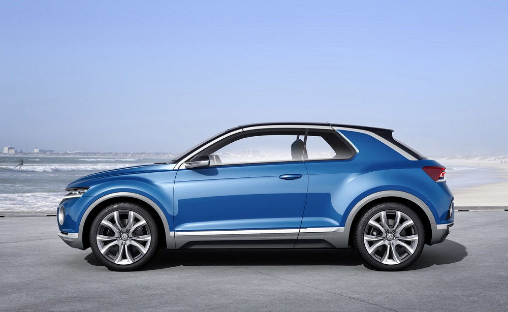 volkswagen india may launch t roc suv rather than taigun. Black Bedroom Furniture Sets. Home Design Ideas