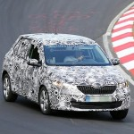 India Bound Next-Gen Skoda Fabia Begins Testing; Spied First Time