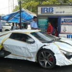 India's First Sportscar DC Avanti Spied Yet Again: Look at that Damn Low Height!