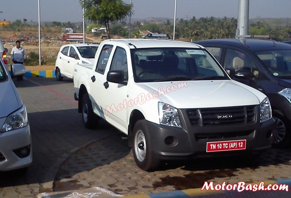 Isuzu-D-Max-Dual-Cab-India