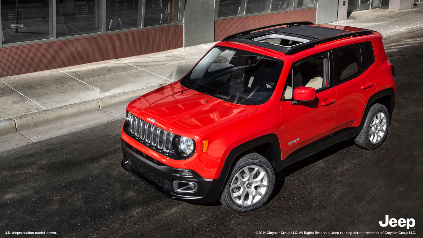 Rejoice: Jeep to Bring an EcoSport Rivalling SUV!