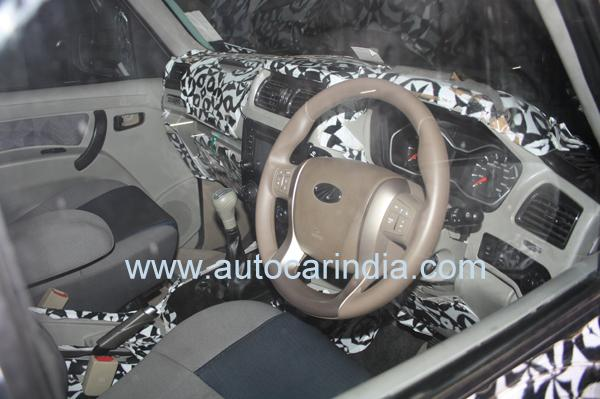 Scorpio Facelift S Interiors Busted Look Better But What