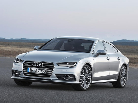 audi updates its a7 sportback india launch in early 2015. Black Bedroom Furniture Sets. Home Design Ideas