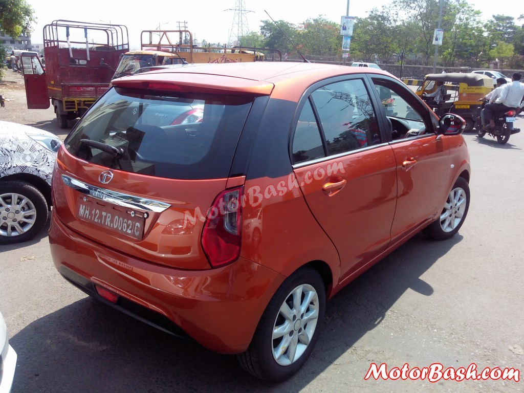 New-Tata-Bolt-Spy-Pics-Rear