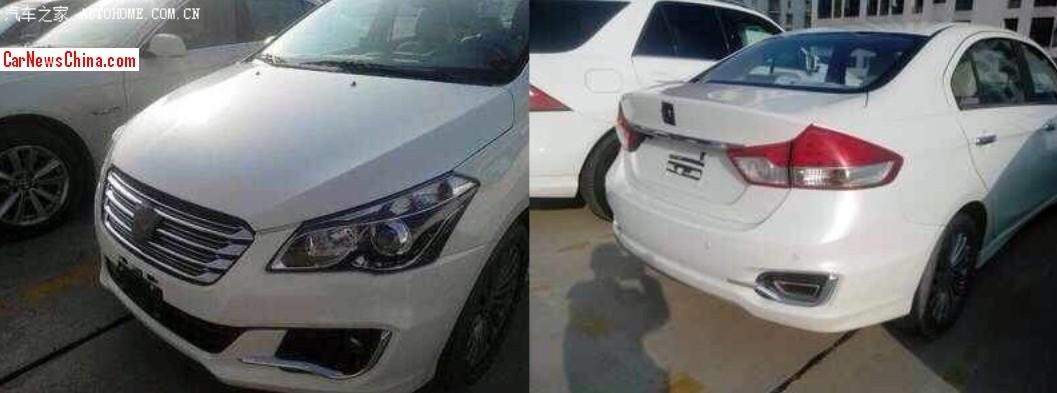 Suzuki-Alivio-China-Ciaz-Spy-Pics