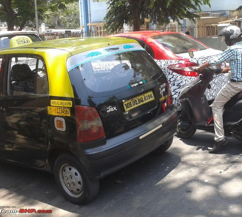 Maruti Swift Now To Have Amt Automatic Transmission In Top: Tata-Zest-Pic-rear
