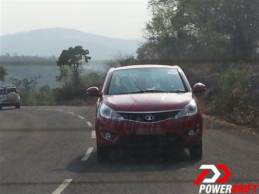 Tata-Zest-Spy-Pics-Red-Front (1)