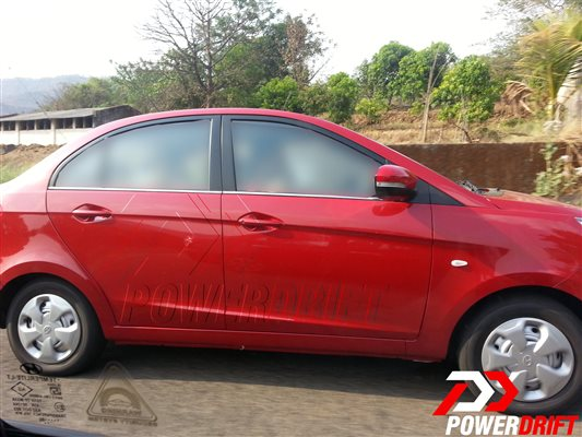 Tata-Zest-Spy-Pics-Red-Side