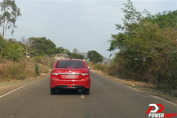 Tata-Zest-Spy-Pics-Red-rear
