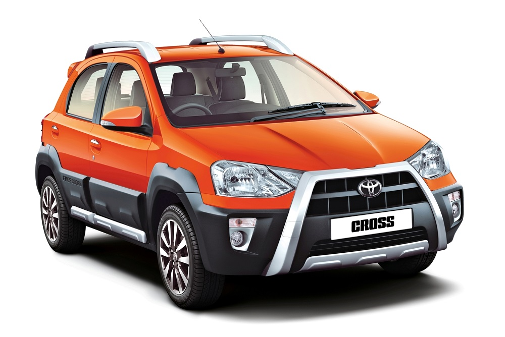 Toyota Etios Cross Launched In India Price Brochure
