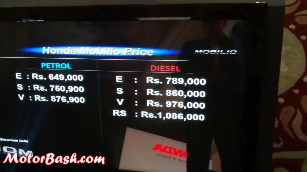 Honda-Mobilio-MPV-variants-prices